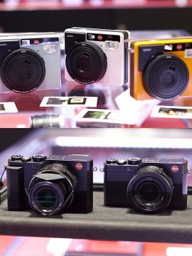 ライカのカメラ