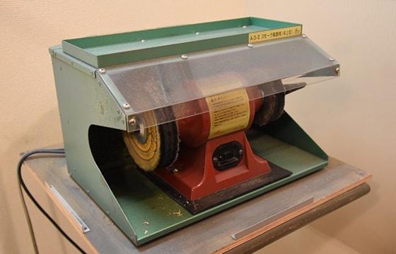 リング研磨機の設備有