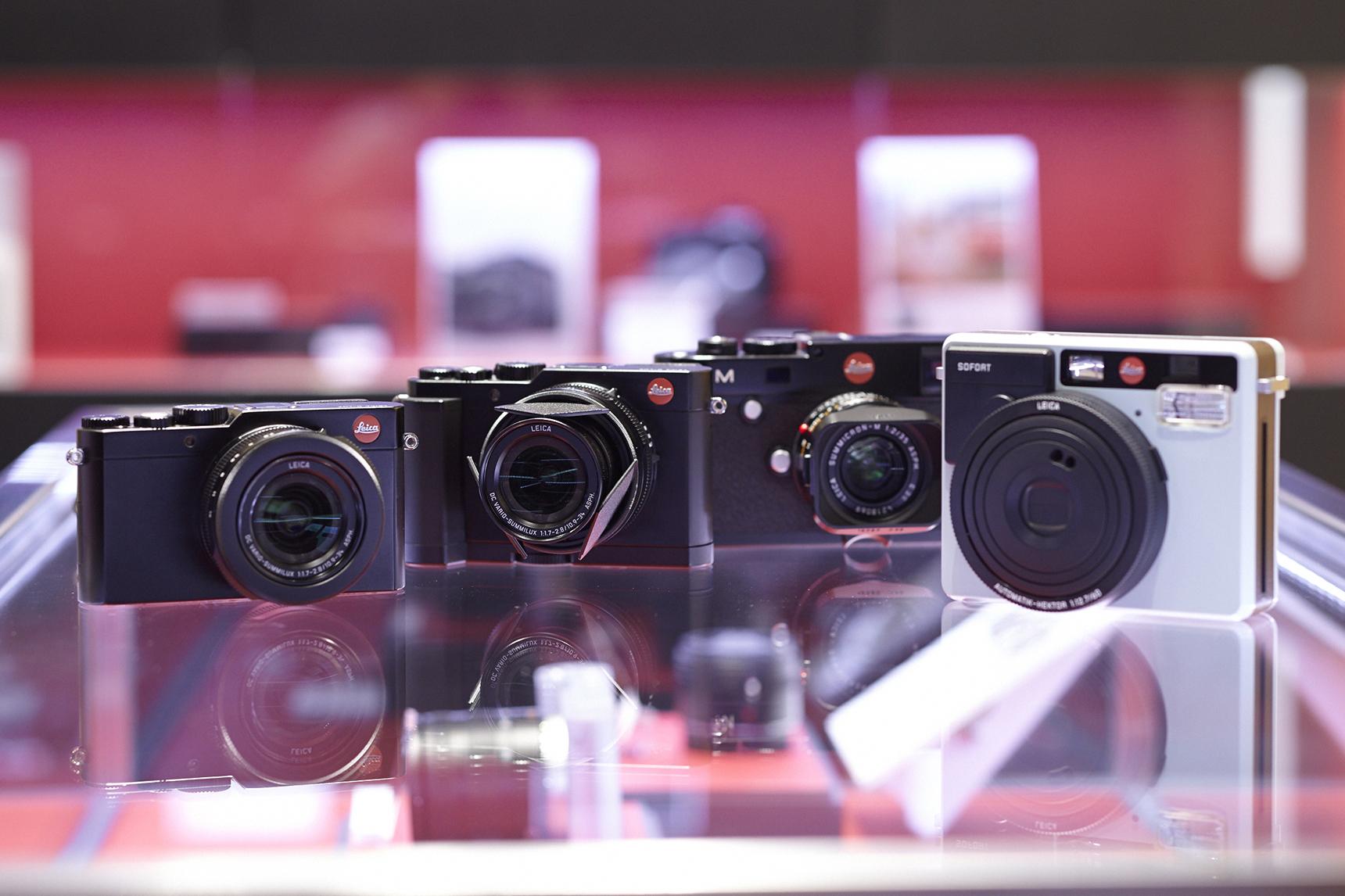顕微鏡レンズメーカーとして生まれたライカ