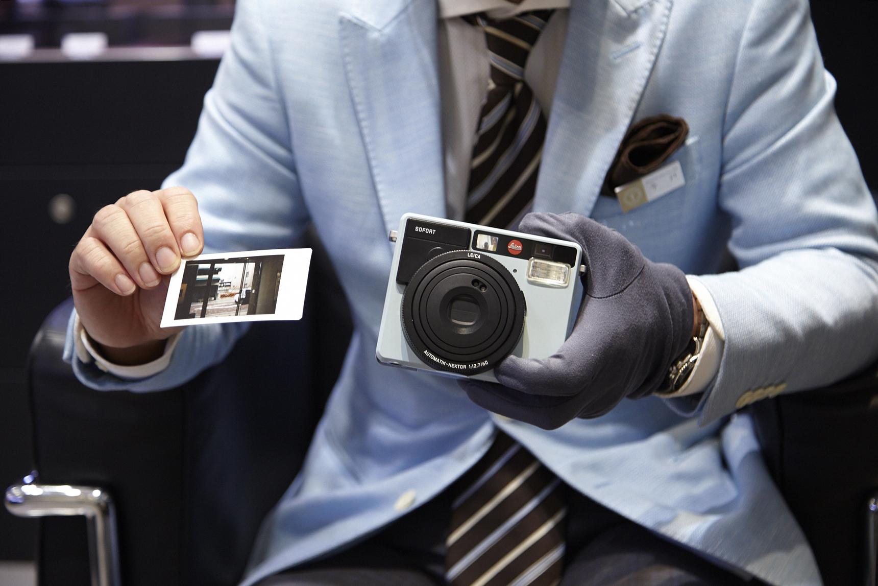 富士フィルム「チェキ」のフィルムが使える